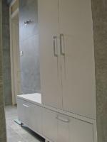 création dressing salle de bain